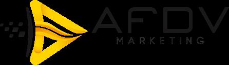 AFDV Logo Black Horizontal